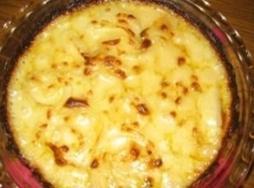 Creamed/scalloped Onions Recipe