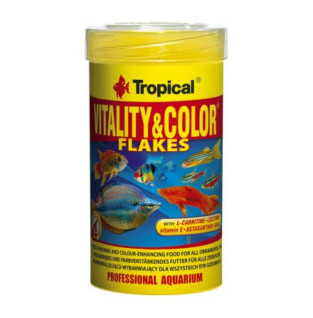 Tropical Vitality & Color Färgfoder 100ml/20g