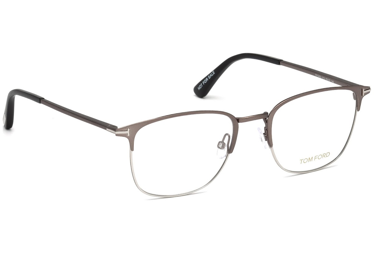 325c539e49d Buy Tom Ford FT5453 C54 013 (matte light ruthenium   ) Frames
