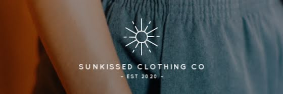 Sunkissed Clothing Co. - Email Header Template
