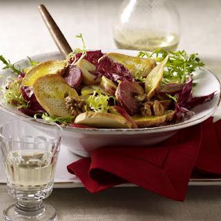Walnut and Salami Salad