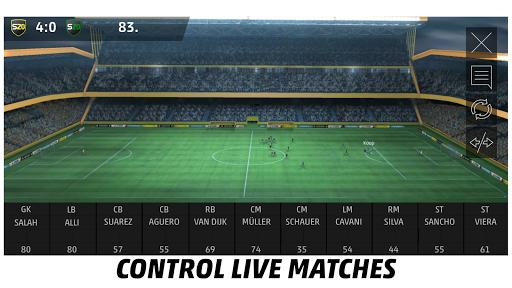 SEASON 20 Pro Football Manager 3.4.4 screenshots 4