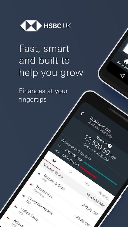 HSBC UK Business Banking – (Android Aplikace) — AppAgg