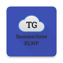 TG Summertime for KLWP icon