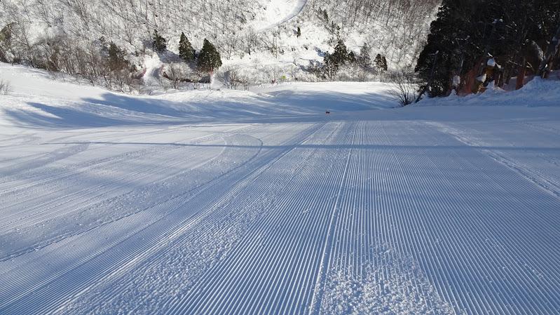 八方尾根スキー場【オリンピックコースⅡ】