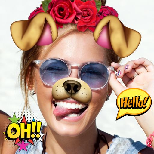 Doggy Face App