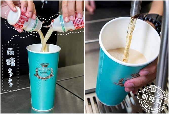 茶藝復興法式奶茶多多龍