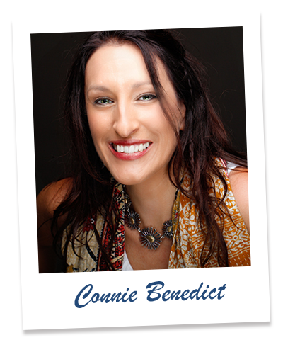 Connie Benedict - MoClar Intuitive Life Purpose Coach