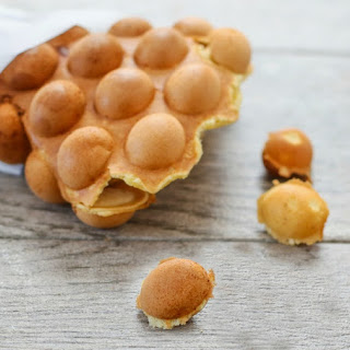 Hong Kong Egg Waffles Recipe