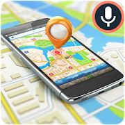 GPS Driving Directions & Voice Navigation Maps