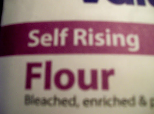 Substitute For Self Rising Flour By Freda Recipe