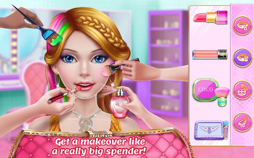 Rich Girl Mall - Shopping Game screenshot 13