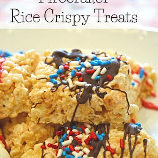 Crispy Rice Cracker Recipes