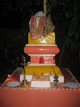 Photo: Tulasi Vivah at Darshan's House