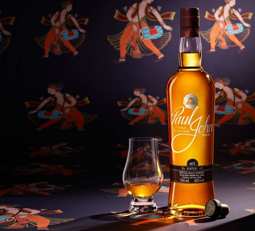 best-whisky-brands-india-Paul_John_Brilliance-Price-Rs. 699 for 750 ml.