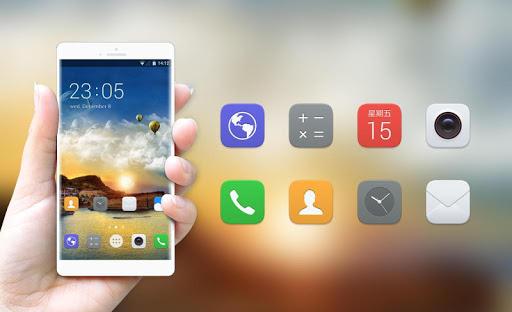 Theme for Huawei Y360 1.0.1 screenshots 4