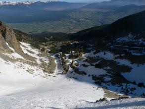 Photo: L'Alta Cerdanya (Sant Pere dels Forcats, Mont Lluís,...). Al fons els cims del Capcir.