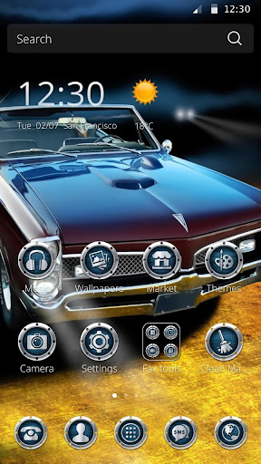 Muscle Car Theme ss1