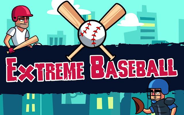 Extreme Baseball Sports Game