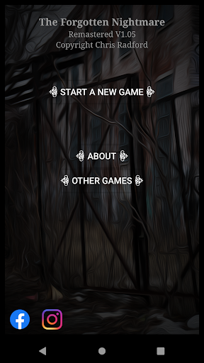 The Forgotten Nightmare Adventure Game moddedcrack screenshots 2