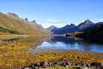 Photo: Wanderung Olderfjord