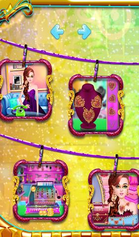 android Hochzeit-Shop Schmuck Spiele Screenshot 1
