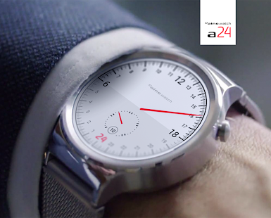 24h Design Watch Face- screenshot thumbnail