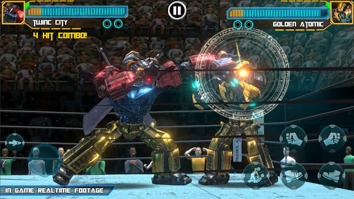 Real Robot Ring Boxing 2019 1.9 screenshots 8