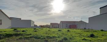 Terrain à bâtir 459 m2