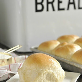 Dinner Rolls Without Eggs Recipes
