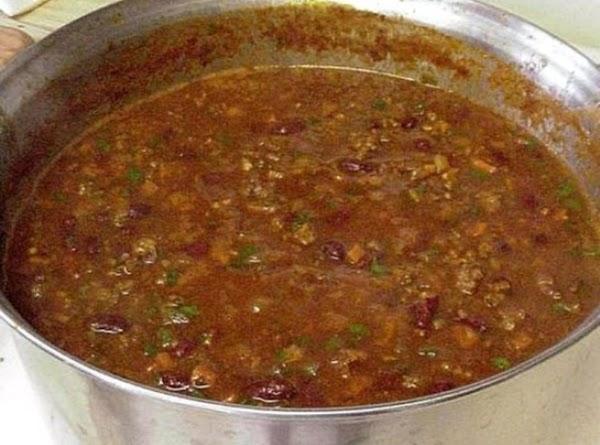 Chili  (bonnie's Fundraiser Chili) Recipe