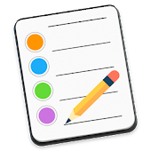 Color notepad - notes