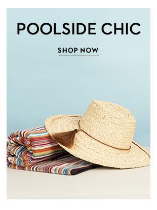 poolside chic attire