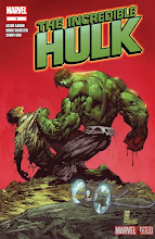 Photo: Incredible Hulk (2011) #3 cover by Marc Silvestri