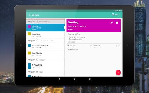 App Etar - OpenSource Calendar APK for Windows Phone