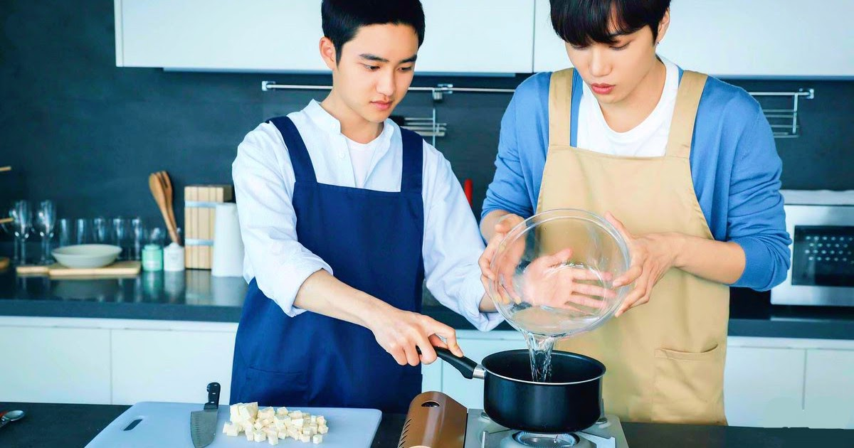 These 5 Male Idols Are Seriously Sexy When They Cook According To One Top Chef Koreaboo