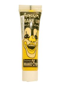 Smink i tub, gul