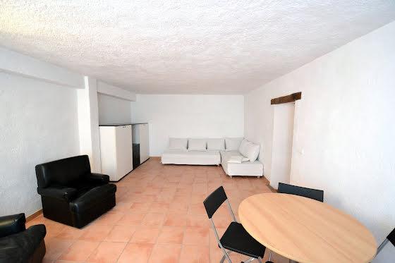 Location studio 35,43 m2