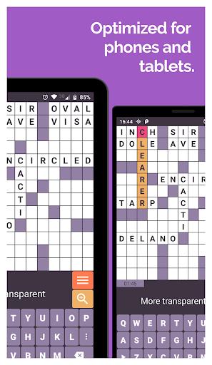 Crossword Puzzles 1.0 Mod screenshots 2