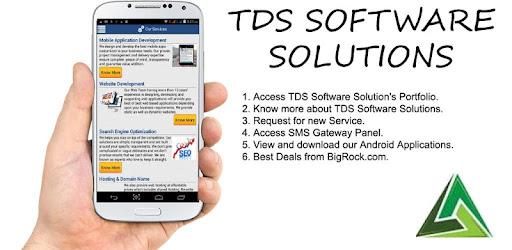 TDS Software Solutions แอป (APK) ดาวน์โหลดได้ฟรีสำหรับ Android/PC/Windows screenshot