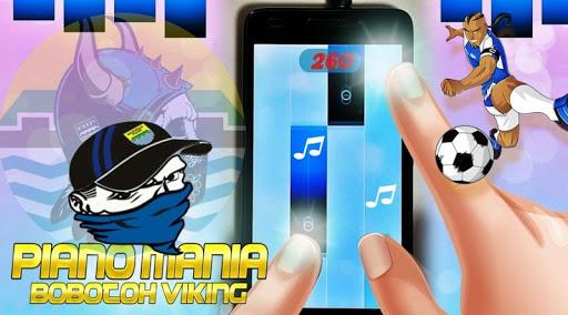 Piano Mania : Chant Persib 1.0 screenshots 3
