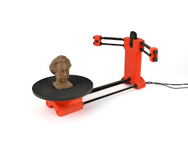 BQ Ciclop 3D Scanner Kit Advanced Laser Scanner
