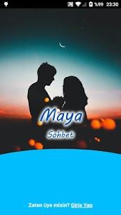 Maya Sohbet 1