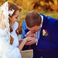 Wedding photographer Natalya Kuzmina (inintake). Photo of 21.11.2015