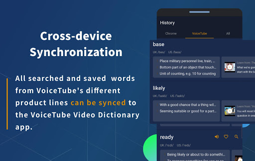 VoiceTube Dictionary for English learners screenshot 15