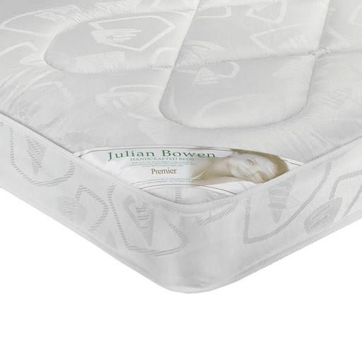Julian Bowen Hornblower White 2 in 1 Bed