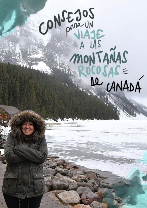 consejos de viaje a las montañas rocosas de canada