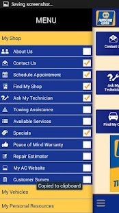 NAPA AutoCare- screenshot thumbnail