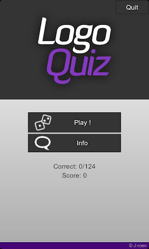 Logo Quiz screenshot 1