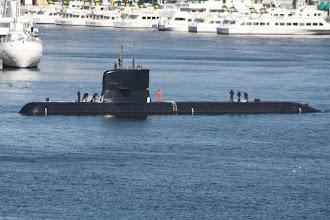 Photo: HMS Södermaland